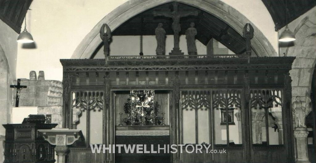 Isle of Wight History of Whitwell Village | Whitwell History