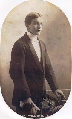 Reginald Harvey, who emigrated to Australia in 1914
